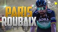 PARIS ROUBAIX AVEC SAGAN - TOUR DE FRANCE 2020