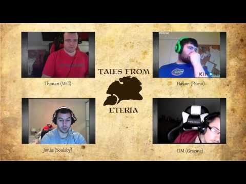 Tales From Eteria - Session 13 - Tamlin Fae HR (Part 1)