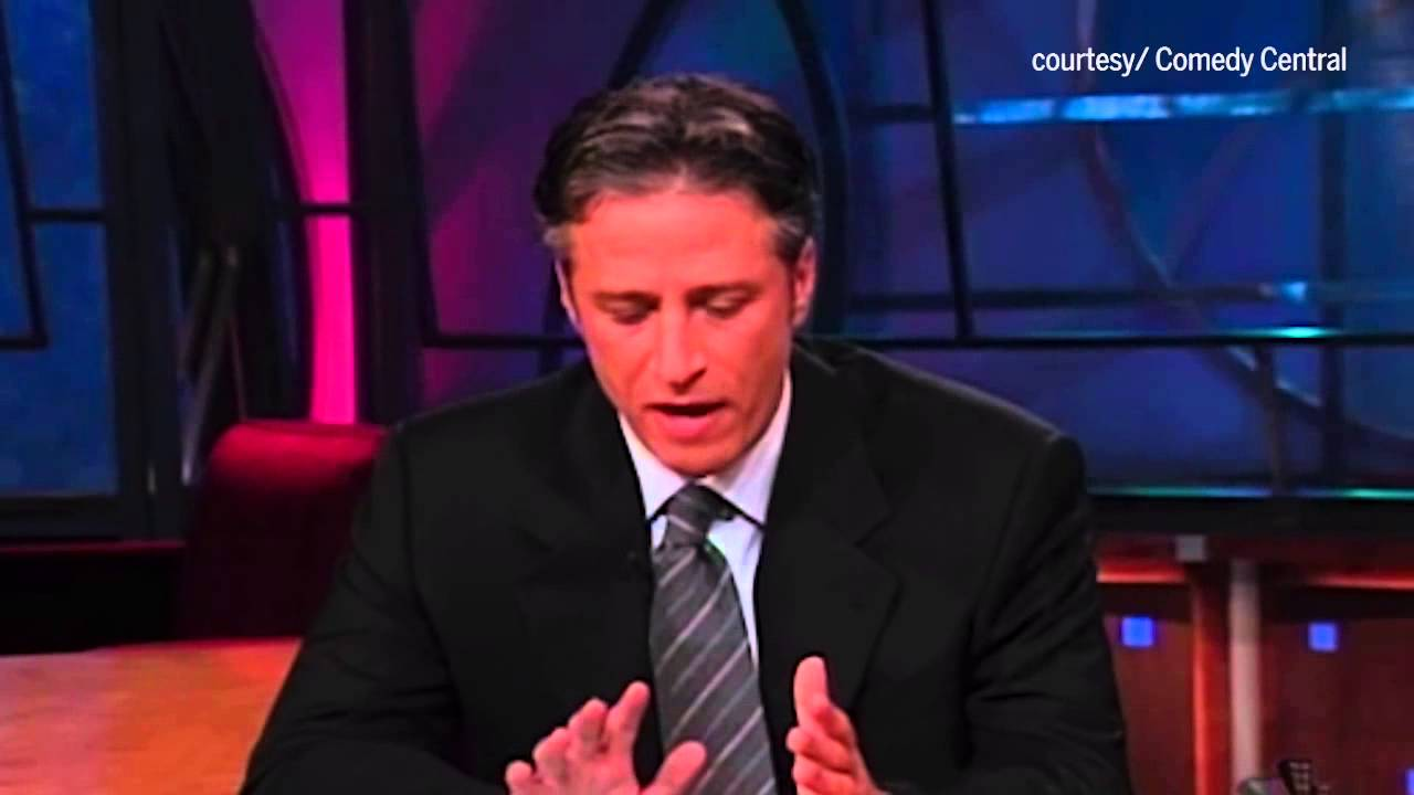 The Best Of Jon Stewart 5 Vintage Daily Show Moments Youtube