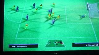 GAMEPLAY - FIFA 13 PS2
