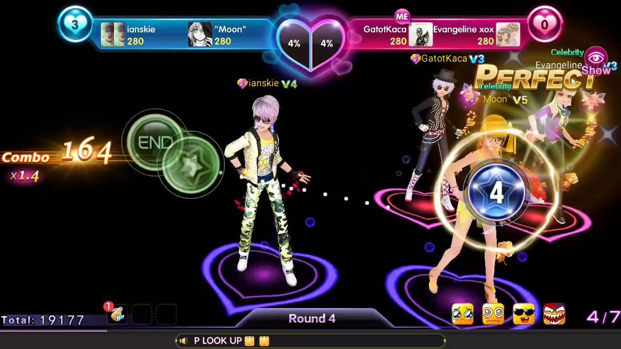 Love Dance Mobile – Great Couples [ Song Mi Mi Mi ]