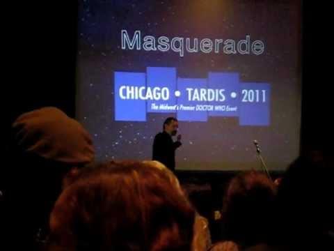 The Master Clap Chicago Tardis 2011