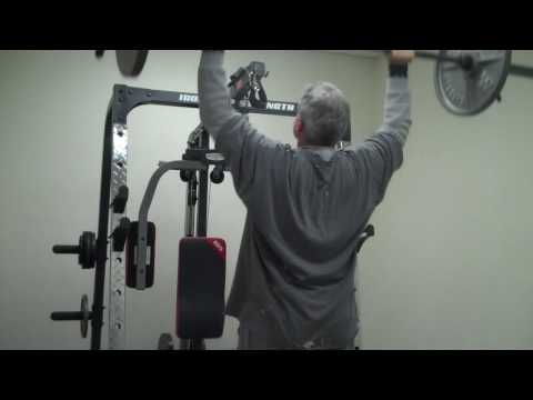 Reality Workouts Randy Long 1/11/10 Strength Circuit w/Knee