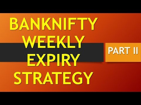 Weekly put options strategy