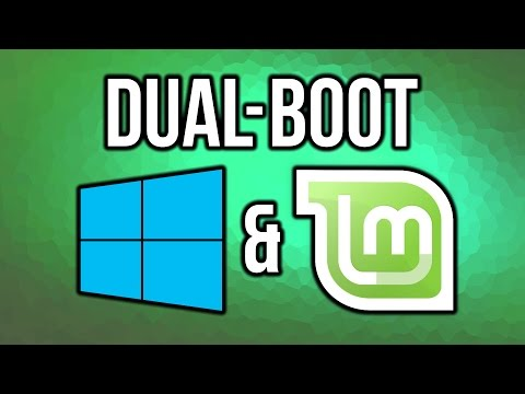<b>Dual</b> <b>Boot</b> <b>Windows</b> <b>10</b> and <b>Linux</b> <b>Mint</b> - Liviu Iancu -…