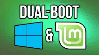 How to Dual-Boot Windows 10 and Linux Mint 18