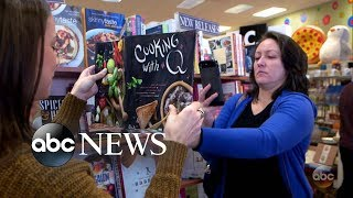 What Would You Do?: Woman Rips Recipes from Cookbook at Book Store thumbnail