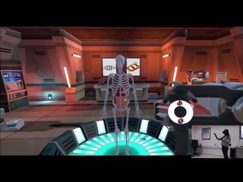 Anatomy VR Project