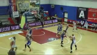 Laziotv   SPORT, Basket B  Sesta perla per la Banca Popolare del cassinate