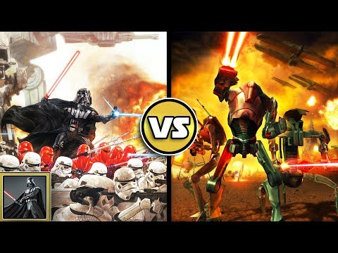 Star Wars Versus:
