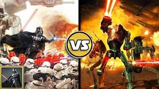 Star Wars Versus: Galaktisches Imperium VS. Separatisten (KUS) - Star Wars Basis Versus #35