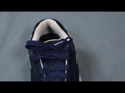 44acb105b27 Reebok Shoes RB1975 Leelap Steel Toe Retro Jogger Oxford Shoes - YouTube