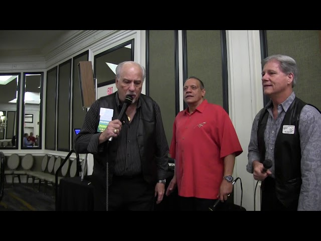 2019-04-14 Wade Driver Tony Oxendine Mike Seastrom - Walking Shoes