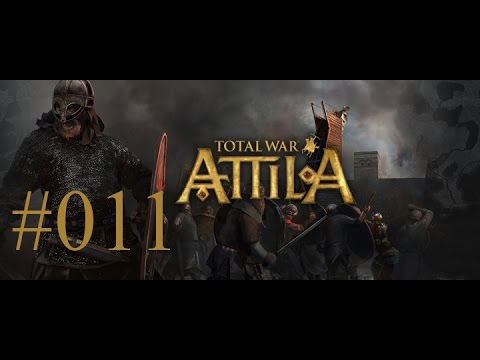 Total War ATTILA Prolog #011 Migration