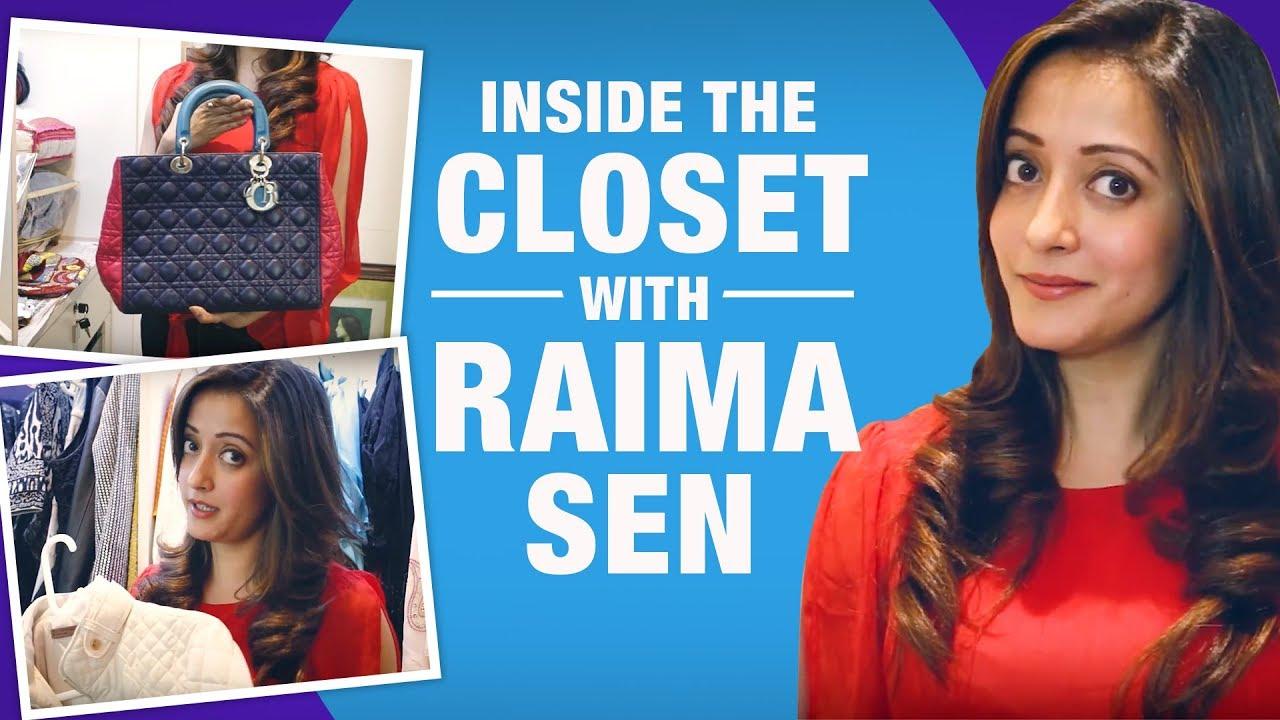 Inside the wardrobe with Raima Sen | S01E07 | Pinkvilla | Bollywood | Fashion