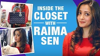 Inside the wardrobe with Raima Sen | S01E07 | Pinkvilla | Bollywood | Fashion