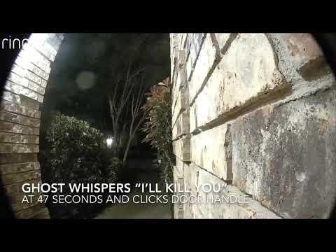 Big Rig - Doorbell Cam Ghost I Will Kill You