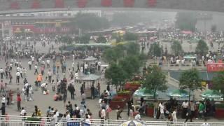 China     ---Xian 西安・火車駅---