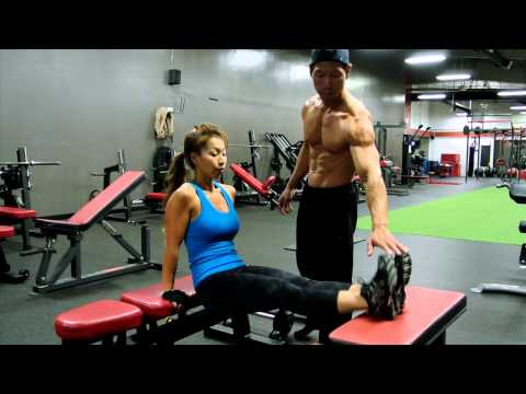 "DAVID YEUNG ""BOLO JR"" FIT BODY 21 REPS WORKOUT 2014' from YouTube · Duration:  4 minutes 49 seconds"