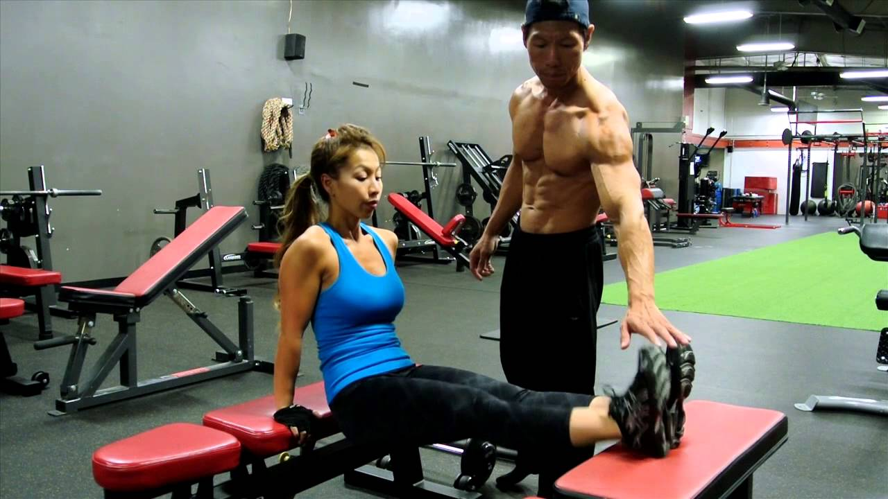 """DAVID YEUNG """"BOLO JR"""" FIT BODY 21 REPS WORKOUT 2014' - YouTube"""