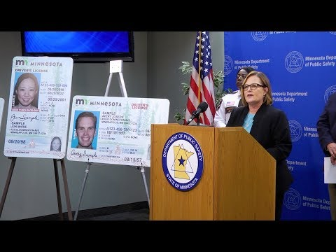 DPS Highlights: Minnesota Unveils New Driver's License and ID Card Design
