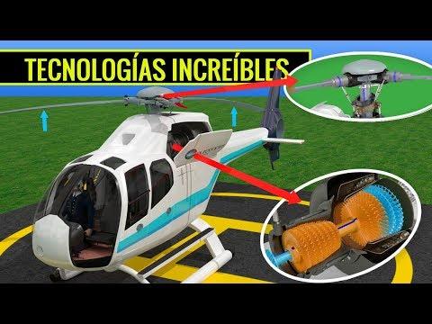 Cmo vuela un helicptero?