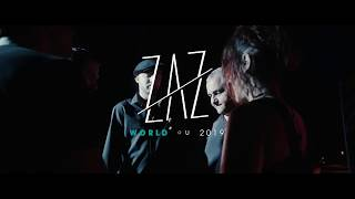 ZAZ - WORLD TOUR 2019 (teaser)