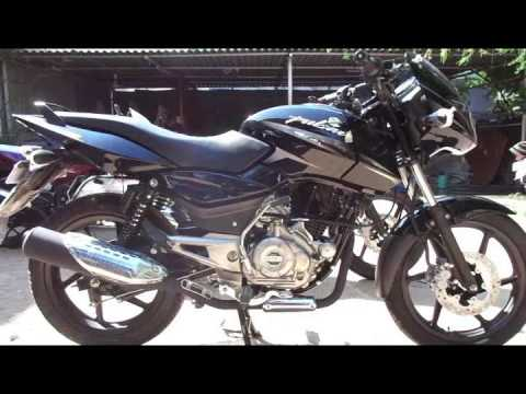 #Bikes@Dinos: Bajaj Pulsar 150 (DTS-i) New Colour Schemes and Graphics  (price, mileage, etc )