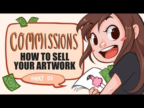 🎓 Commission Guide【 Part 01 】Advice, Info Page and FREE Resources