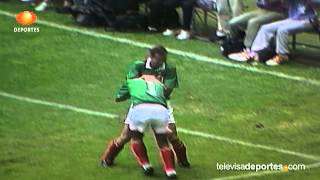 México vs. Martinica 9-0 | Copa Oro 1993 | Futbol Retro