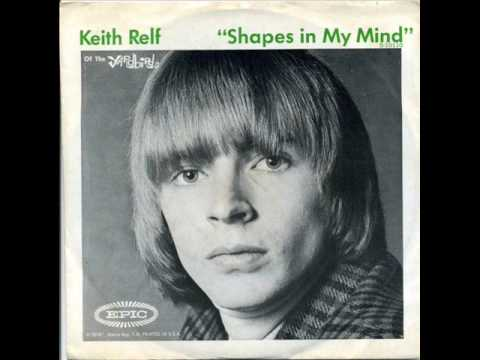 Keith Relf Shapes In My Mind Blue Sands