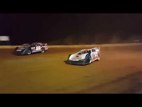 Thunder series at Cherokee speedway 6/18/16