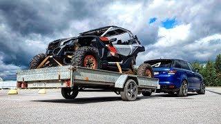 Download Забрал топовый багги BRP Maverick. Bentley Ultratank едет на МАКС-2019. Первый тюнинг Rapid. Mp3 and Videos