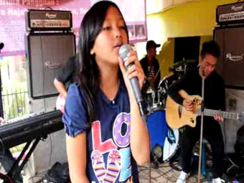 hargailah cintaku the lacy band cover adelia arjaun band