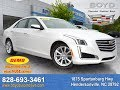2017 Cadillac Cts Hendersonville Nc D7038