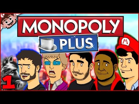 Welcome back to Monopoly! (Monopoly Plus w/ The Derp Crew - Part 1)