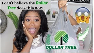 I can't believe the DOLLAR TREE  does this now | EXCITING New finds | DOLLAR  TREE HAUL
