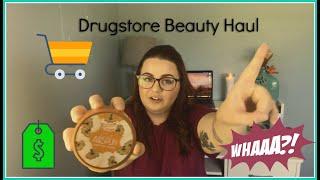 Drug Store Beauty Haul