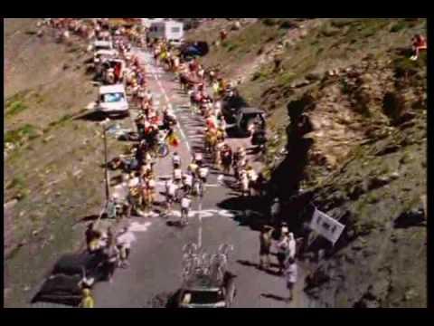 Dave Watson - Tour de france Gap