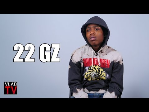 22Gz on Meeting with Tekashi 6ix9ine, Planned to Do Song Before Locked Up (Part 5)