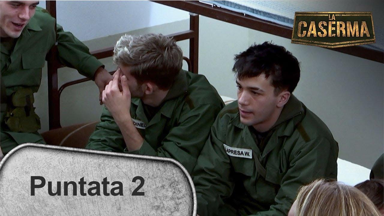 Download E bacio fu! -  Seconda puntata - La Caserma