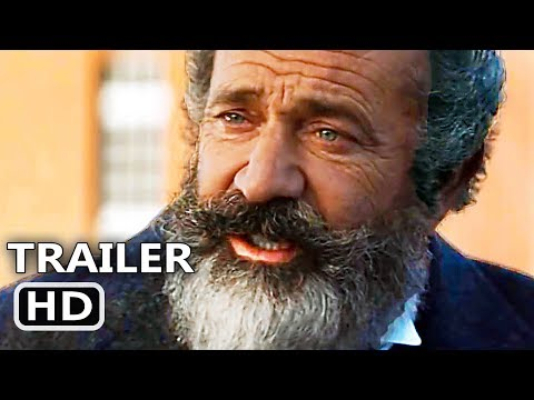 THE PROFESSOR AND THE MADMAN Trailer (NEW 2019) Mel Gibson, Sean Penn Movie HD