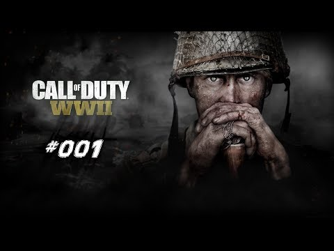 Call of Duty: WW2 #001 - D-Day (let's play WW2 deutsch/german)