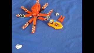 Lego Kraken attack Thumbnail