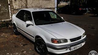 Лучший авто за свои деньги! Toyota Corolla ae110 JDM