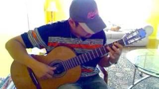 PEDRO INFANTE - NO VOLVERE - Guitarra Acustica Jose Garcia