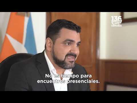 EL MENSAJE A LOS JÓVENES DEL INTENDENTE VUOTO POR EL CUMPLEAÑOS DE LA CIUDAD