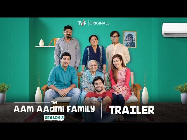The Aam Aadmi Family Season 3 | Trailer | All episodes out on 14 June on TVFPlay and MX Player