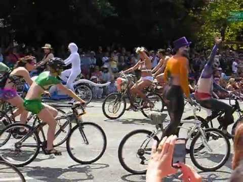 Fremont Solstice Cyclists