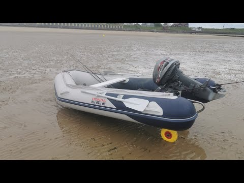 Inflatable Boat Fishing #SIBLIFE